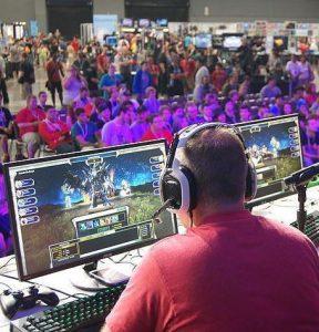 eSports 288x300 - ¿Por qué algunos videojuegos son considerados como deportes?